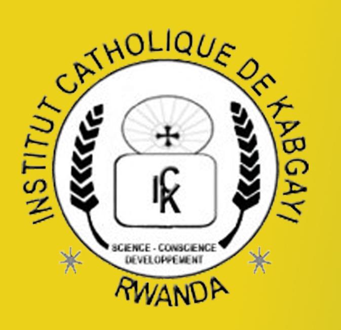 Institut Catholique de Kabgayi