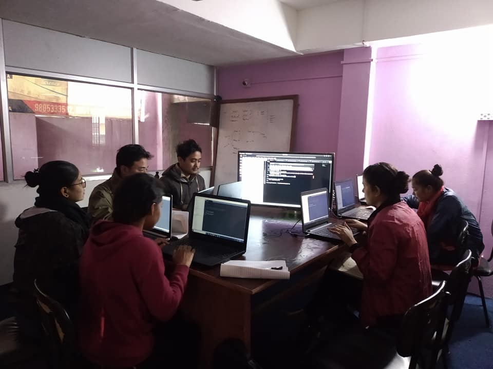 PHP with Laravel Framework Classes  on Techware Pvt. Ltd., Biratnagar