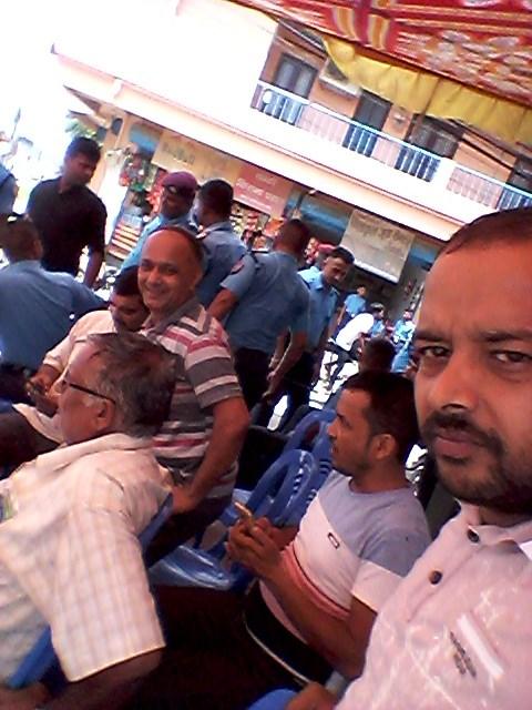 Techware Participation on Rath yatra with Traffic Police, Biratnagar