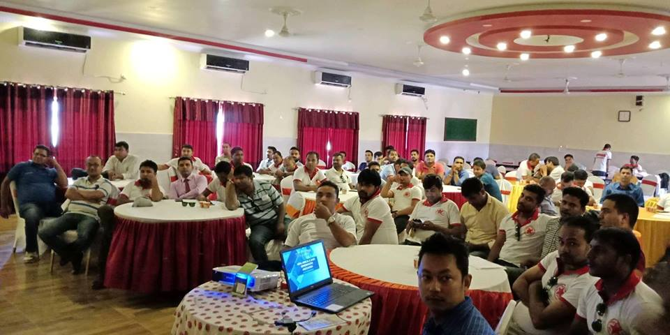 Nepal Medical and Sales Representative Association, Biratnagar